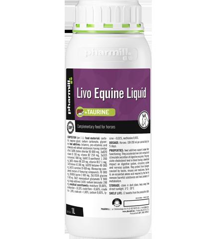 Livo Equine Liquid