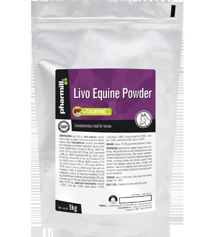 Livo Equine Powder