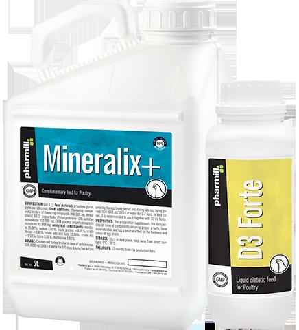 Mineralix+ & D3 Forte SET